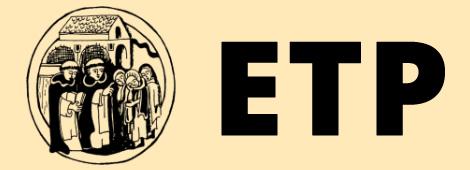 Logo Escuela de Teología Presencial